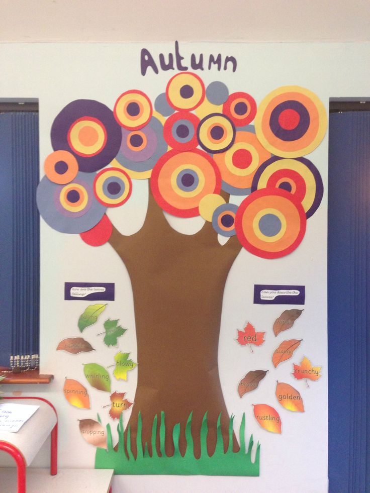 Tree Crafts For Preschool Pinterest