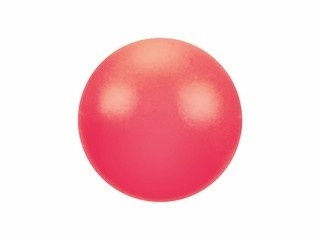 Swarovski Pearl - 6 mm Round (5810) Neon Red - Sold Individually