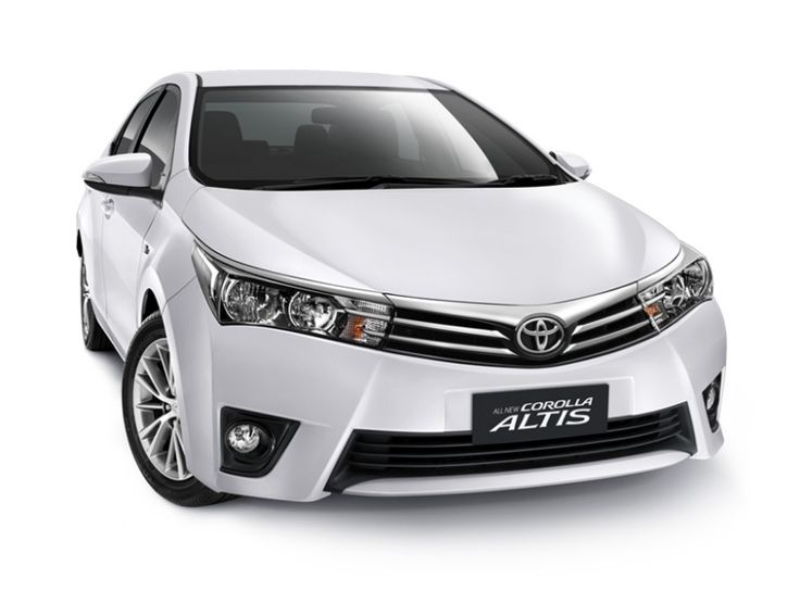All New Corolla Altis 1800 G