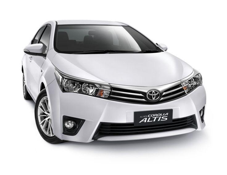 All New Corolla Altis 1800 G