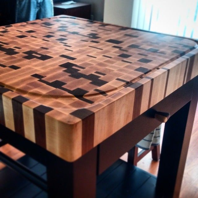 Small Butcher Block Kitchen Island: 13 Best Images About DIY Butcher Block Island On Pinterest