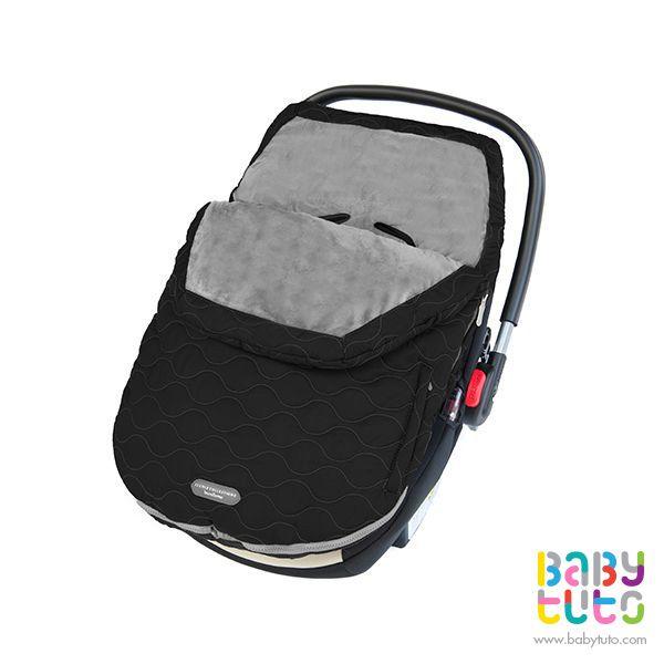 Cobertor para coche Urban Bundleme Infant negro, $38.990 (precio normal). Marca JJ Cole: bbt.to/1uBabN0