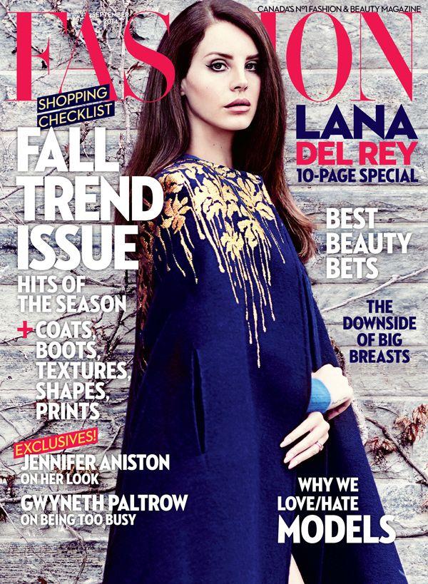 Lana Del Rey Fashion September 2014