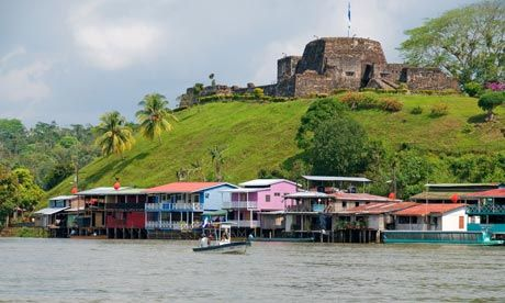 Water world: from Lake #Nicaragua to the Rio San Juan. See the full article at http://www.theguardian.com/travel/2012/may/18/lake-nicaragua-san-juan-river-boat