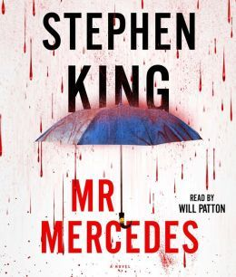 181. Mr. Mercedes by Stephen King, read by Will Patton