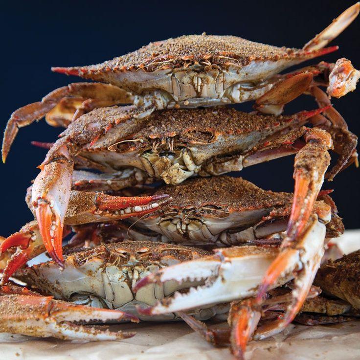Steamed Blue Crabs Recipe - Saveur.com | Food/ Recipes I ...