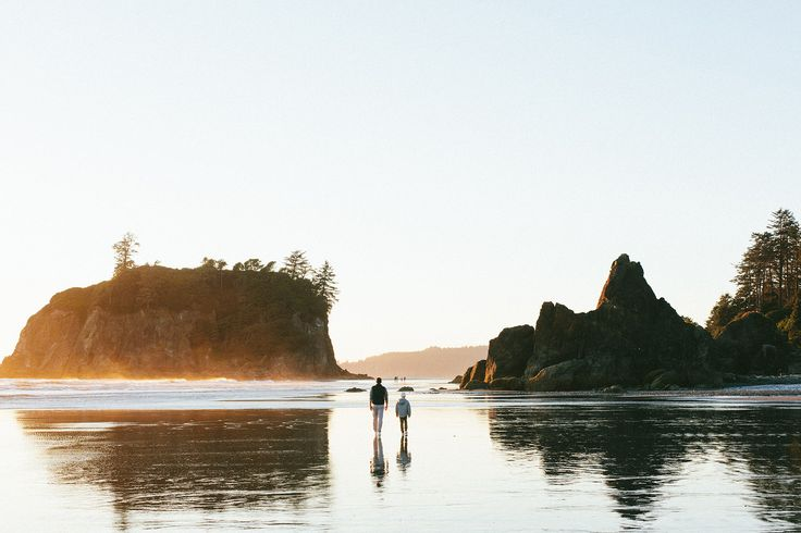 Gap + Cereal: Olympic National Park