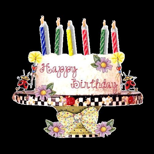 happy birthday animated greetings   Happy Birthday GIFS ...