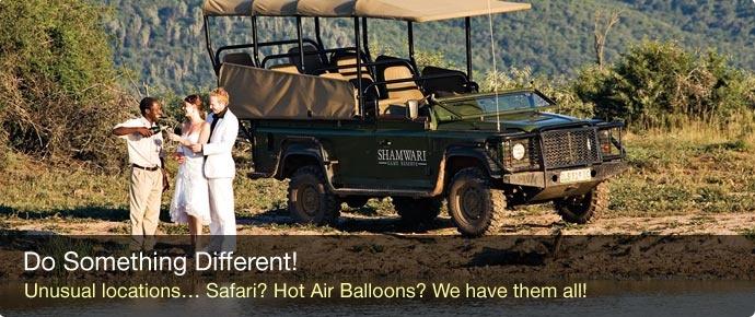 PerfectWeddingsAbroad.co.uk Safari Weddings in South Africa