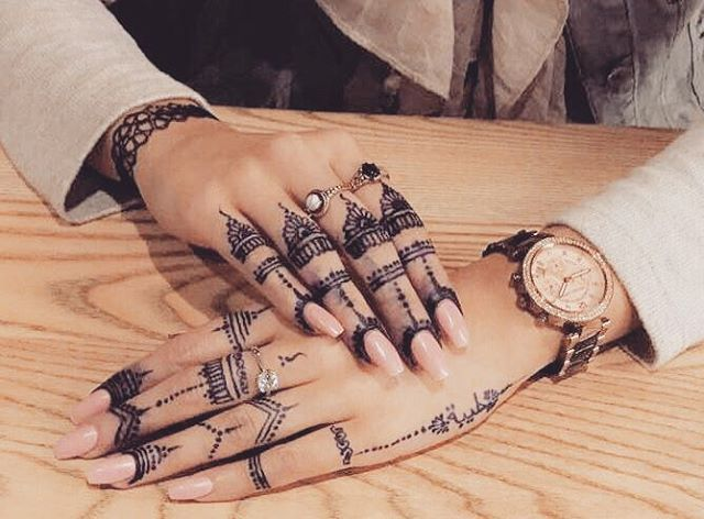 Henna Tattoo Qatar : Best tattoos images henna hennas and