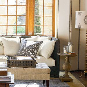 Southern Living Side Tables Lamps Living Rooms House Ideas Design