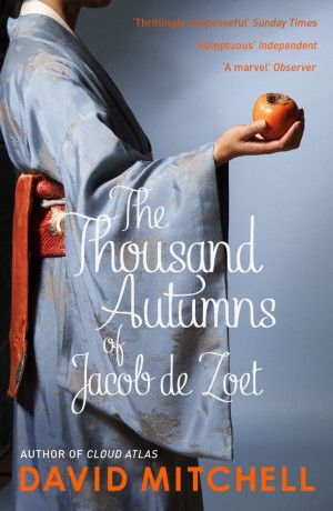 The Thousand Autumns of Jacob de Zoet by David Mitchell | If you read one book this year, let this be it | full review on bookstoker.com