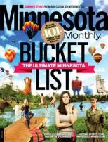 The Ultimate Minnesota Bucket List - Minnesota Monthly -July 2013-  Would like to take the kids dogsledding in Ely this winter:)