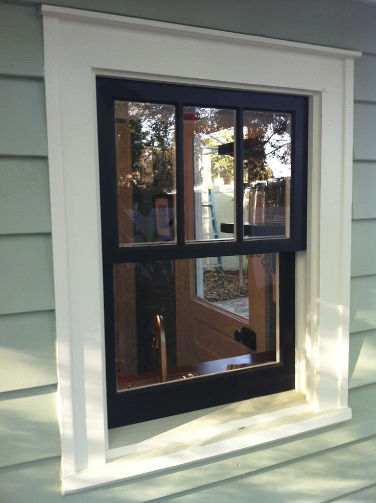 25 best ideas about window repair on pinterest windows - What type of wood for exterior trim ...