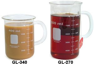 Beaker Mugs   Gifts for Geeks science experiments, teaching & education tools: Educational Innovations