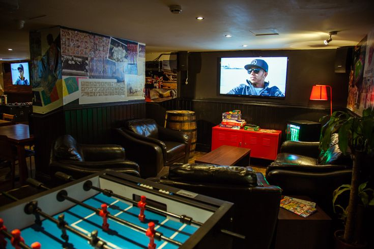 Sports Bar in London Bridge - Belushi's - Late Night Bars
