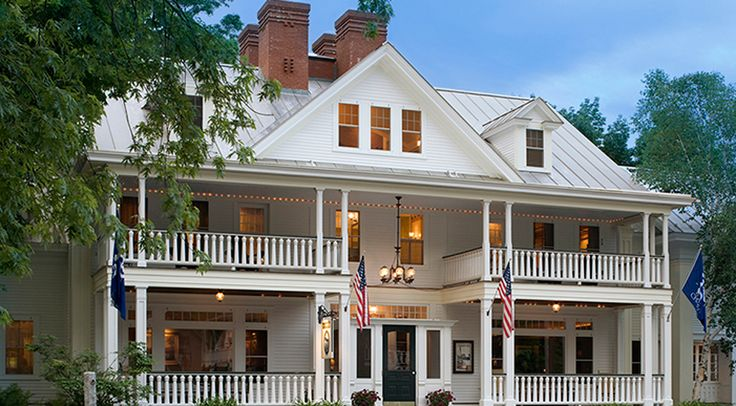 Phantasmagoric Vermont Inn for Sale with year round business and an average daily rate of $588!  #innforsale #vt