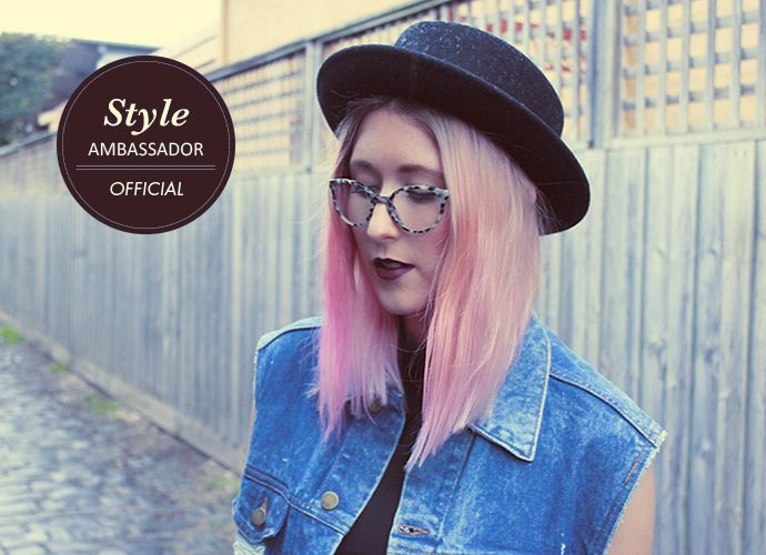 The latest trendsetter to join our family of Style Ambassadors is Ashli Templer, one third of Melbourne's much-loved style website, THE INFLUENCER: http://www.clearlycontacts.com.au/thelook/ashli-style-ambassador/?cmp=social&src=pn&seg=au_14-07-04_ashlistyleambassador-smco