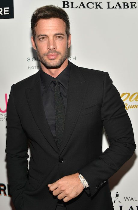Actor William Levy is 6 ft or 183 cm....