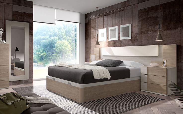 Mejores 15 imágenes de Muebles Dormitorio Matrimonio en Pinterest ...