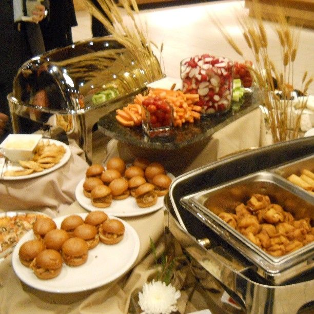 Catering Food For Wedding: 147 Best ♥ Reception Food