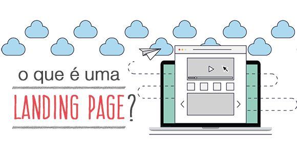 Landing page (página de destino) é uma página específica com o objetivo de atrair e converter visitantes em leads e vendas.