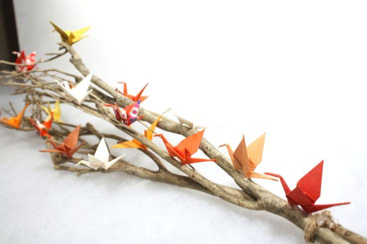 1000 id es sur le th me arbres de no l en bois sur pinterest arbres de no l no l et ornements - Arbre de noel origami ...