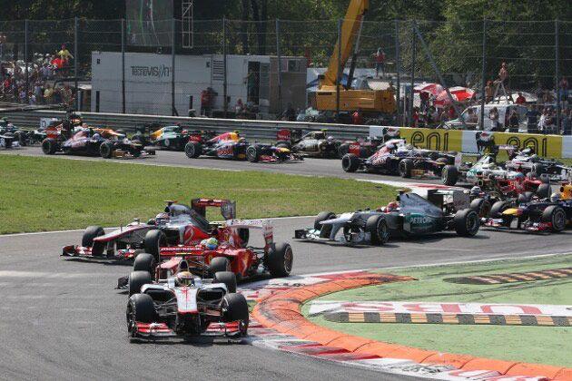 Formula 1 Travel