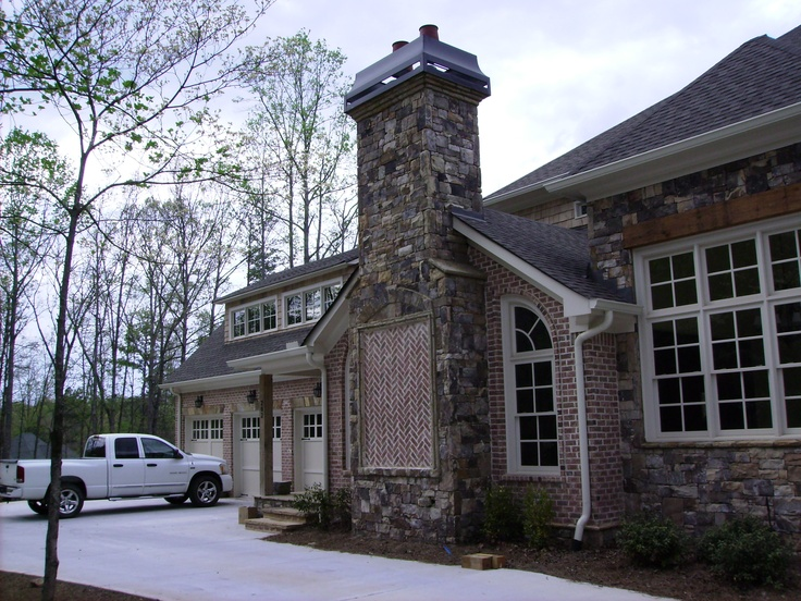 17 Best Stone Exteriors Images On Pinterest Stone Facade Exterior Homes And House Exteriors