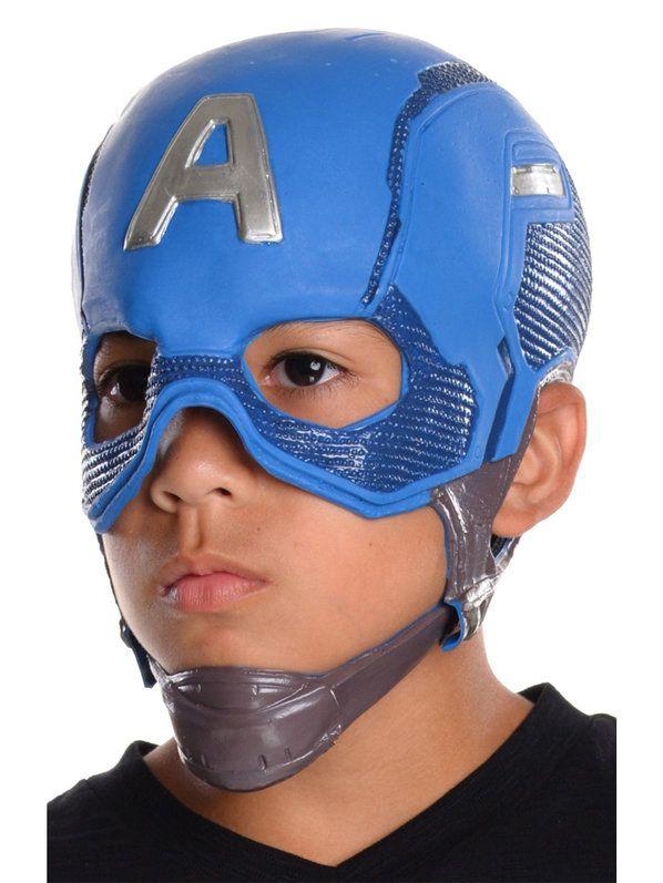 Check out Marvel's Captain America: Civil War - Captain America Boys Full Vinyl…