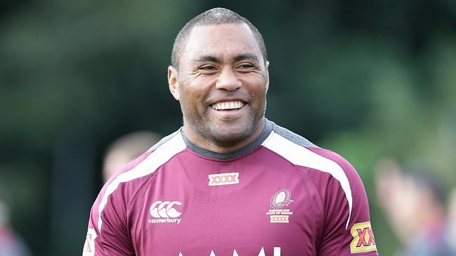 Queensland Maroons great Petero Civoniceva is ready for State of Origin III tonight