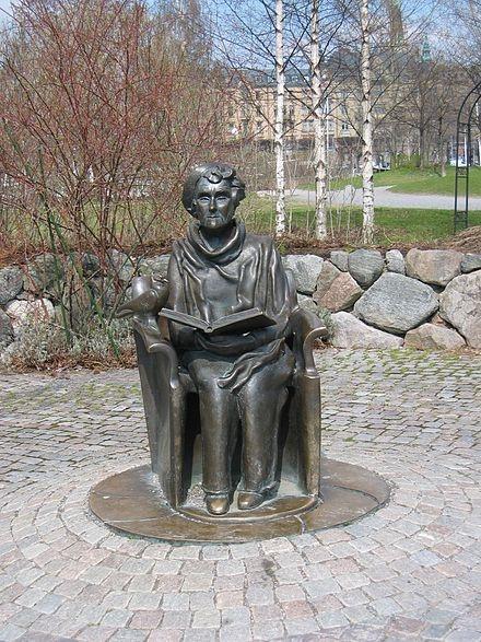 Astrid Lindgren - Stockholm, Sweden