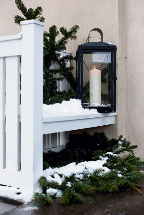 Klassisk jul med klip og kager - Boligliv
