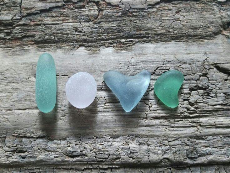 Sea Glass Love