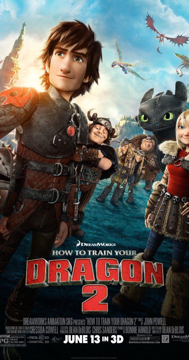 How To Train Your Dragon 2 (Jay Baruchel, Cate Blanchett, Gerard Butler) - 90%