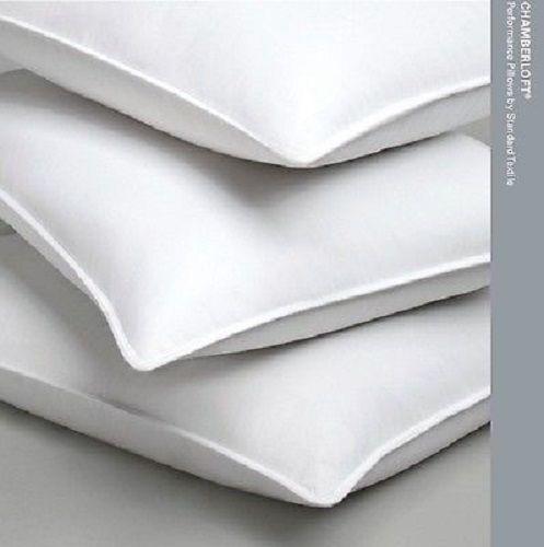 Standard Textile Chamberloft Hotel Pillow Duck Feather & Down Alternative #StandardTextile