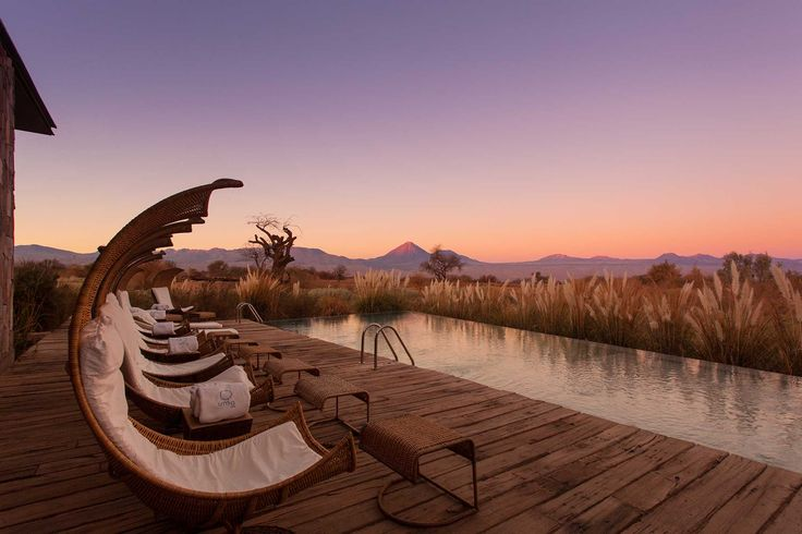 Tierra Atacama is a sublime gateway to one of the most surreal places on the planet, where volcanoes and geysers meet vast salt flats and the local culture is vibrant and ancient.