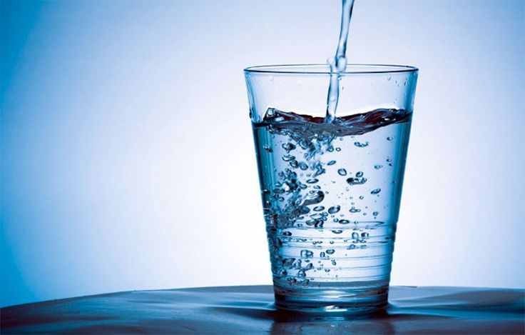 Why having alkaline water is good for you.