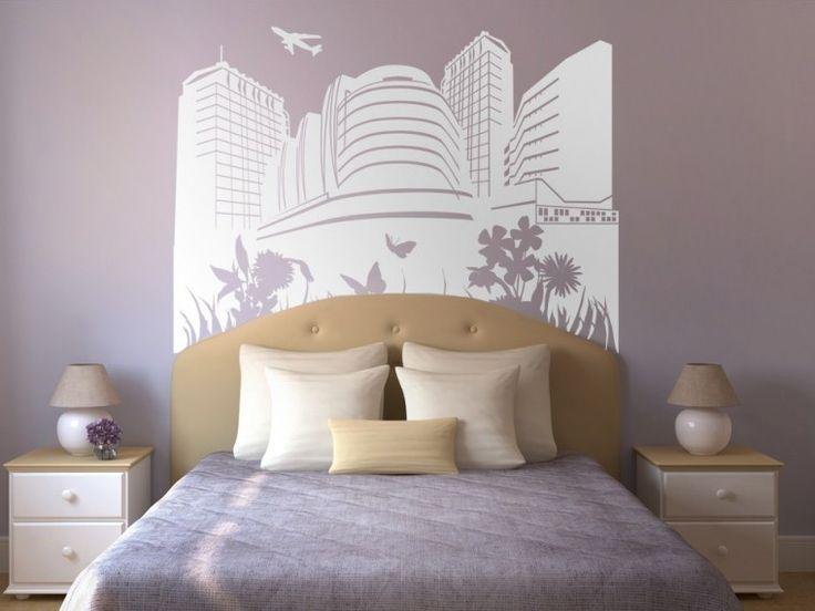 Città e prato > Collezione Oggetti #wallstickers #mycollection #room #colour #design #home #office #living #stuff #city