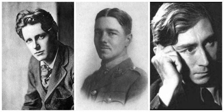 rupert brooke and wilfred owen pointlessness Free wilfred owen papers, essays, and futility' in which owen questions the pointlessness of war and by rupert brooke and dulce et decorum est by.