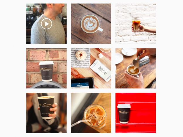 The London Coffee Festival is the perfect opportunity for gourmet coffee shops to boost their social media presence. West London coffee shop, Artisan, came out top of the indepedents in 2016. How did they do it? #smallbusiness #socialmedia #marketing #stateofindependents #brandwatch