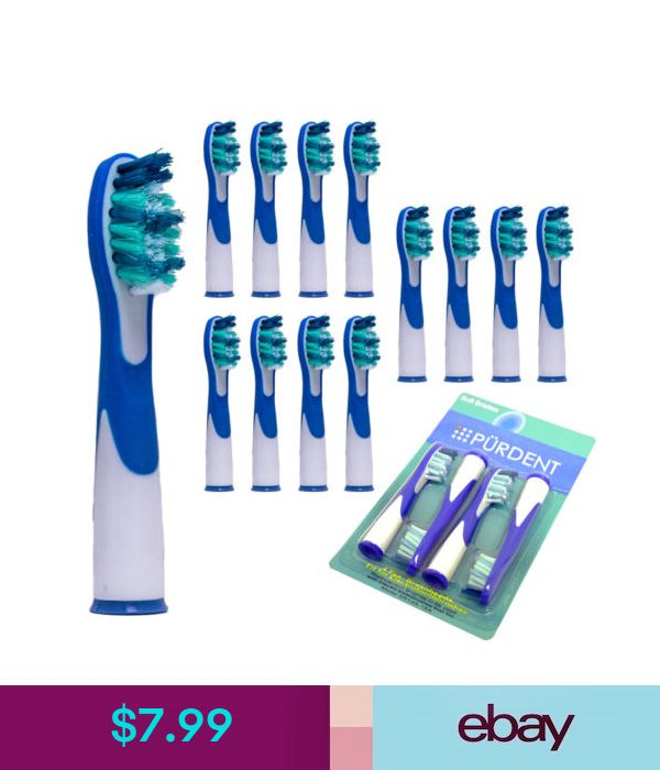 Oral b vitality sonic replacement heads — img 7