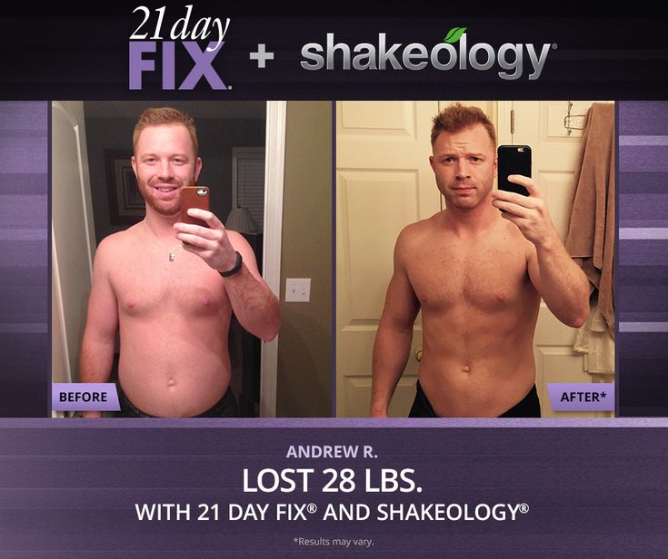Fast weight loss over 45