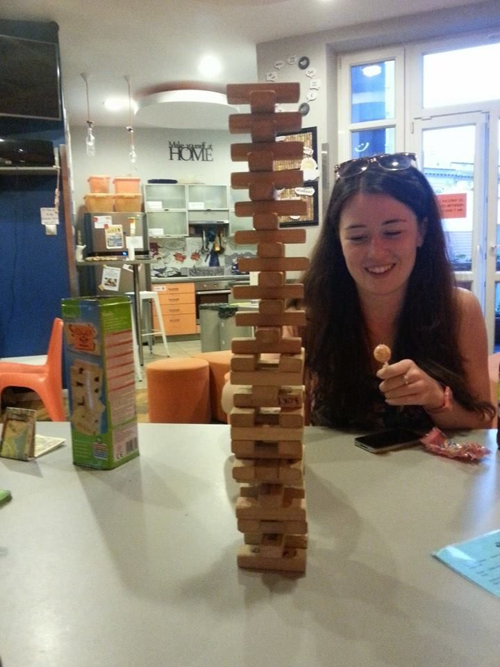 Want some extremal jenga noon?