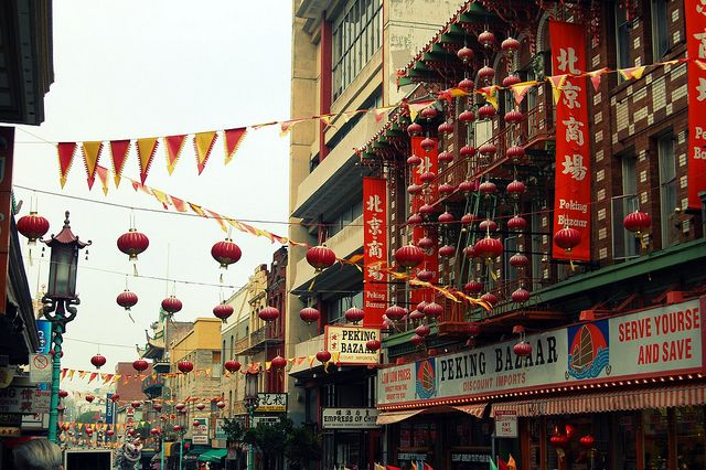 Chinatown (San Francisco, California)