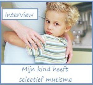 Mijn kind heeft selectief mutisme