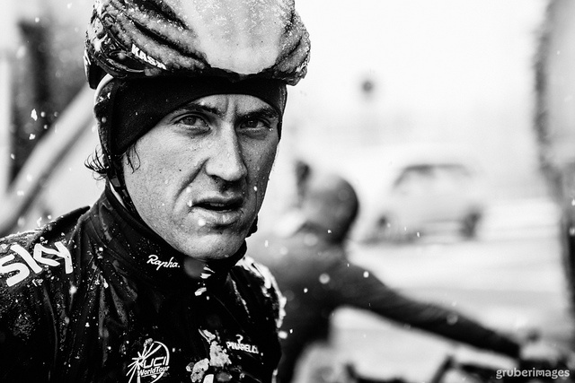 Geraint Thomas by smashred, via Flickr
