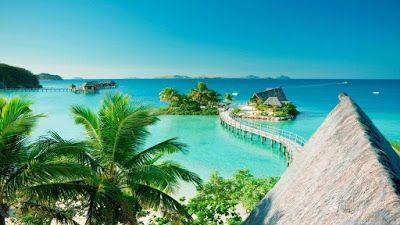 Likuliku Lagoon Resort Fiji Islands Romantic Getaway