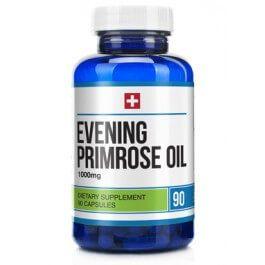 Evening Primrose Oil (1000mg) | General Health, Supplements | Bauer Nutrition