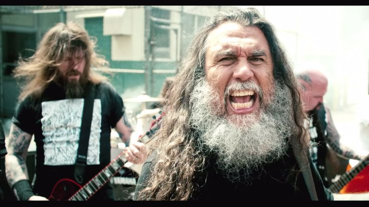 """The brand new \m/ Slayeeeer \m/ music video for the title-track """"Repentless"""""""